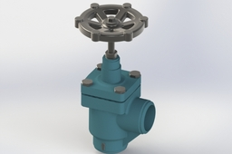 "2"" Parker Refrigeration Valves"
