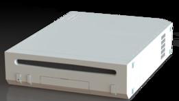 Nintendo Wii (detailed)