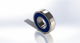 R8-2RS C3 shielded bearing