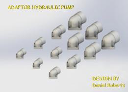 DRA ADAPTOR-900 FLANGE MOUNTING