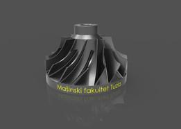 Gas turbine impeller