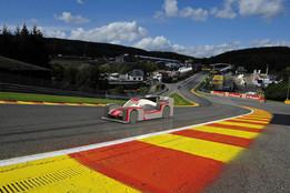 LMP1 Style Race Car