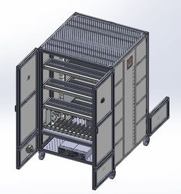 Burn-in rack v2