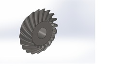Bevel Gear (20 Teeth, M=8)
