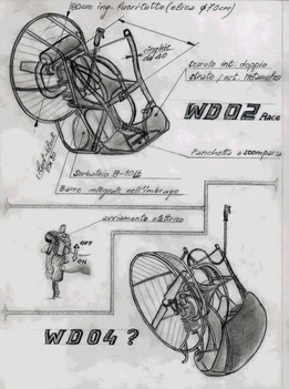 Wooky Design PARAMOTOR - WD002
