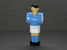 Table Soccer figure - Italy