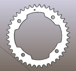 polaris sprocket