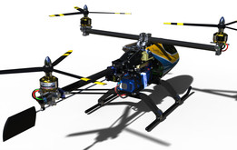TriCopter Project Preview