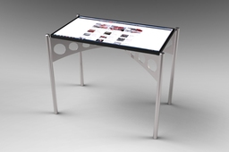 Touch screen table 42""
