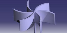 Concept wind turbine 5