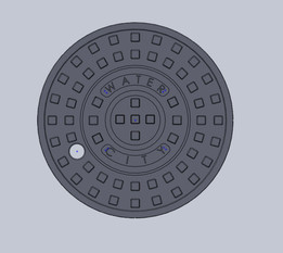 Manhole Cover & Base