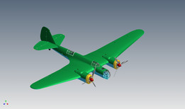 Plane SB (СБ).