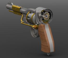 Bioshock Revolver