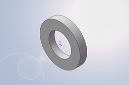 "1/2"" Spherical Washer"