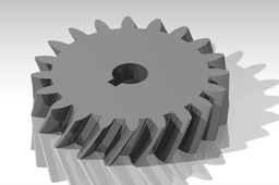 Helical Gear_Formulated and Analyzed
