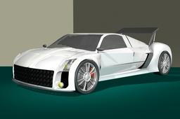 Tiger GM  Race concept