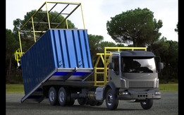Matraca / Bed Truck