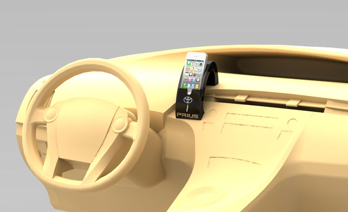 iPhone Dock v4.0