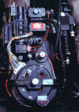Ghostbusters 1 - Proton Pack - Motherboard