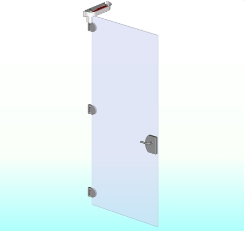 Wind Breaker Door Damper Design 2