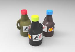 F1 Oil Bottle