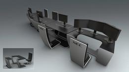 NEC Work Space Design