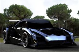 LMP Racer (Track Design)