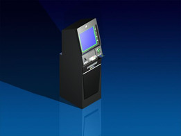 ATM Machine in Catia