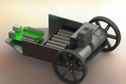 EGR101 class robot
