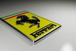 Ferrari Cars Logo