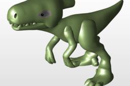 Dino (Kinder Surprise model)