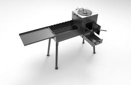 bbq - Recent models | 3D CAD Model Collection | GrabCAD Community