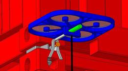 Twistlock drone