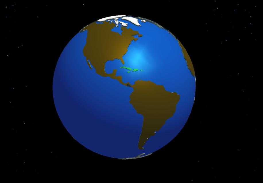 Globe Stl Rhino Step Iges 3d Cad Model Grabcad