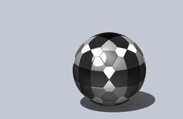 86 Panel Soccer Ball Design