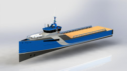 Fast Crew Supplier_Phase1/3 (Hull and SuperStructure)