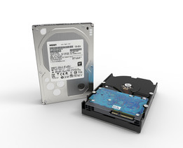 "HITACHI 3.5"" Harddrive SAS"