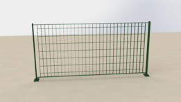Fence Grating 25x2 - 62x132