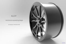 ALLOY WHEEL  jante