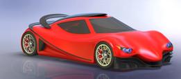 F74 Sports Car