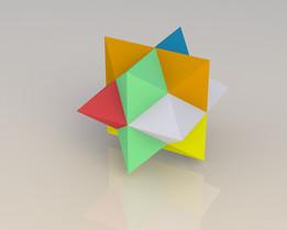 Six-piece puzzle 002