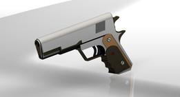 SIG Pro semi-automatic pistol