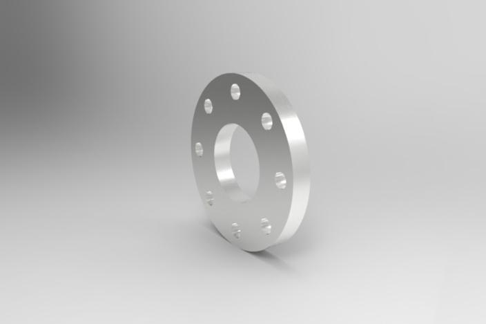 bride plate a souder type 01A DN80 PN10_16