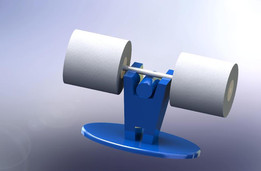 Toilet Paper Support