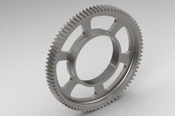 Rotax DD2 1st gear