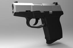Kel Tec P11 Pistol
