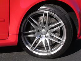 Audi A5 Original Wheel tires (20-inch)