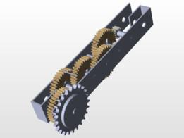 spur - Recent models | 3D CAD Model Collection | GrabCAD
