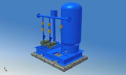 Hydropneumatic System