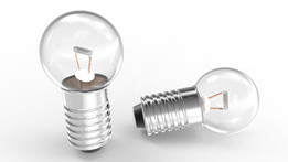 6V Incandescent Light Bulb